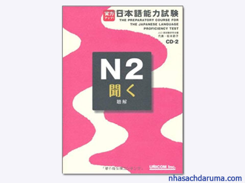 Jitsuryoku Appu N2 Nghe Hiểu