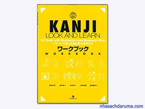 Kanji Look and Learn 512 Bài tập