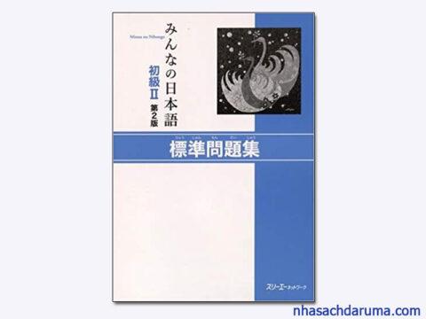 Minna No Nihongo sơ cấp 2 Bài tập Bản Mới