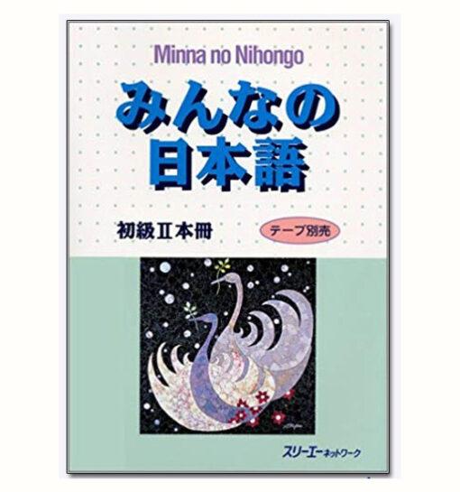 Minna sơ cấp 2 Sách Giáo Khoa