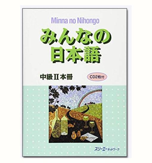 Minna trung cấp 2 Sách Giáo Khoa