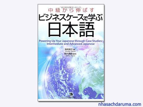 sách tiếng Nhật thương mại theo tình huống