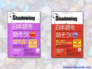 Sách luyện nghe nói Shadowing