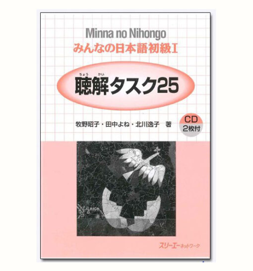 Minna Sơ cấp 1 Tasaku 25