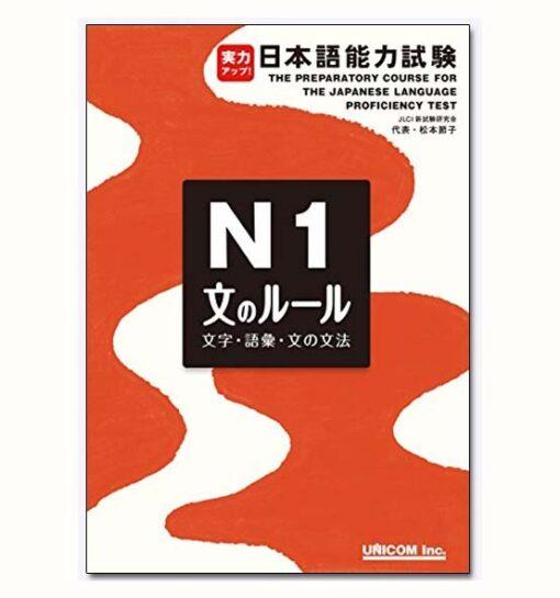 Jitsuryoku appu N1 Từ vựng, Ngữ pháp