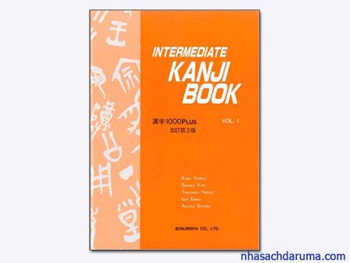 Kanji Book 1000 Plus vol 1