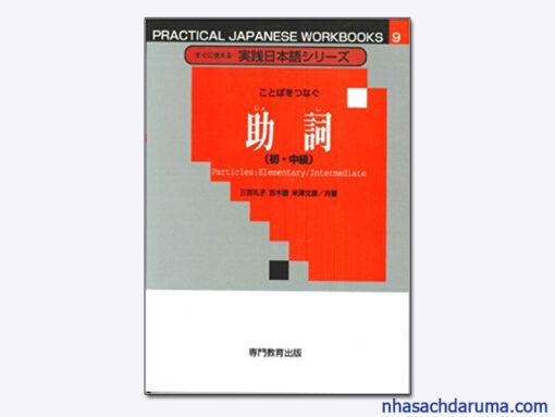 sách trợ từ tiếng Nhật sơ cấp