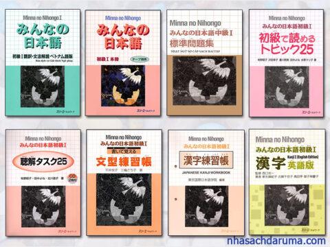 Trọn bộ Minna No Nihongo Sơ cấp 1