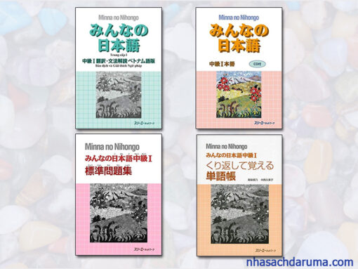 Trọn Bộ Minna No Nihongo Trung Cấp 1