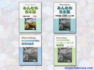 Trọn Bộ Minna No Nihongo Trung Cấp 2