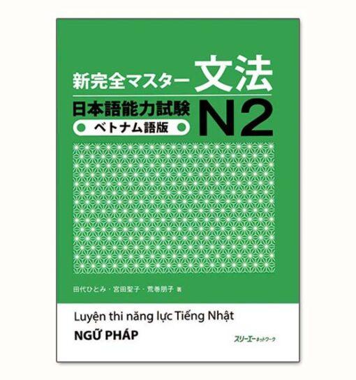 Shinkanzen N2 Ngữ Pháp Tiếng Việt