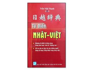 Từ điển Nhật Việt Trần Việt Thanh
