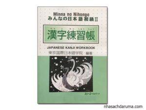 Minna no Nihongo Sơ Cấp 2 Kanji Bài tập