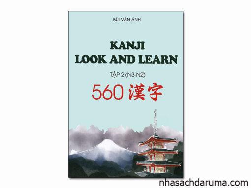 Kanji Look and Learn N3 N2