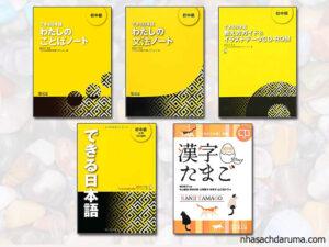 Dekiru Nihongo Sơ Trung Cấp Trọn Bộ