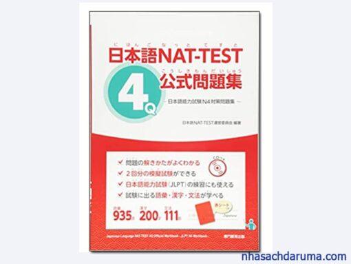 sách luyện thi nat test n4