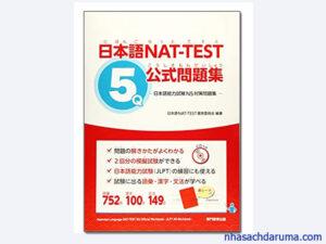 luyện thi nat test n5