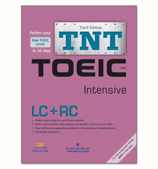 TNT TOEIC Intensive