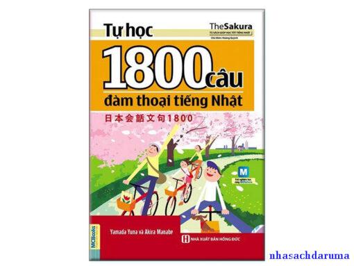1800 Câu Đàm Thoại Tiếng Nhật