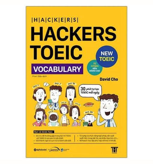 Hacker toeic vocabulary