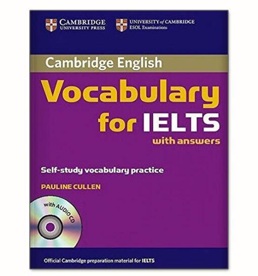 Cambridge ielts vocabulary