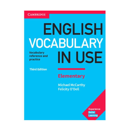 English vocabulary in use elementary tái bản