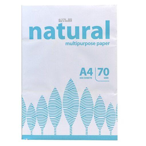 giấy natural A4