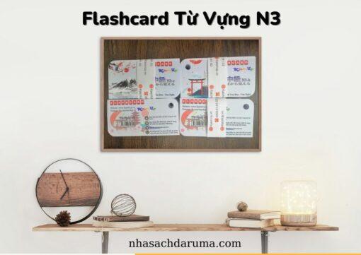 Flashcard Từ Vựng N3