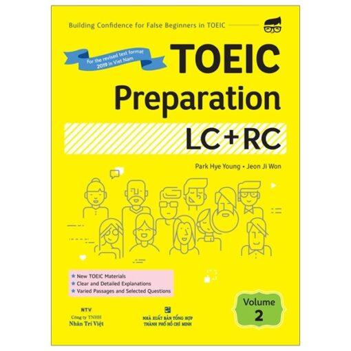 Toeic preparation lc+rc volume 2