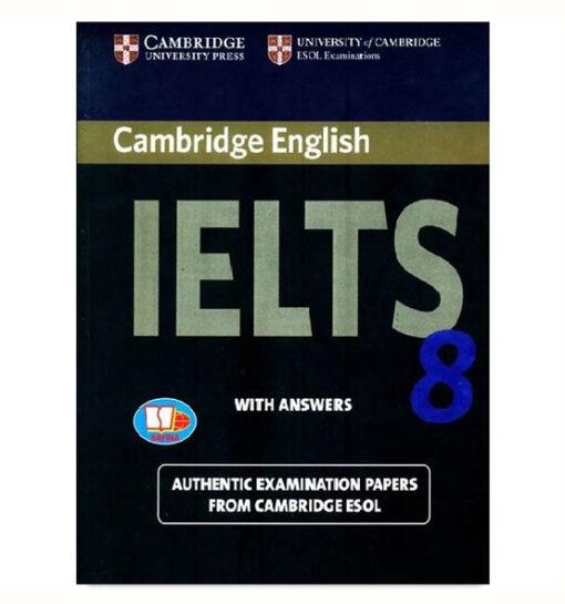 Cambridge ielts 8