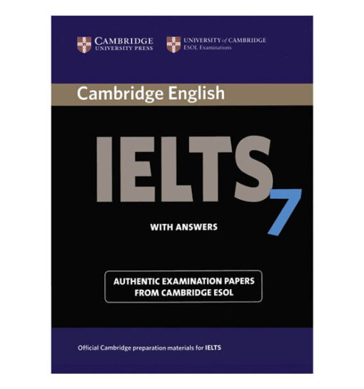 Cambridge 7 ielts-sách luyện đề ielts