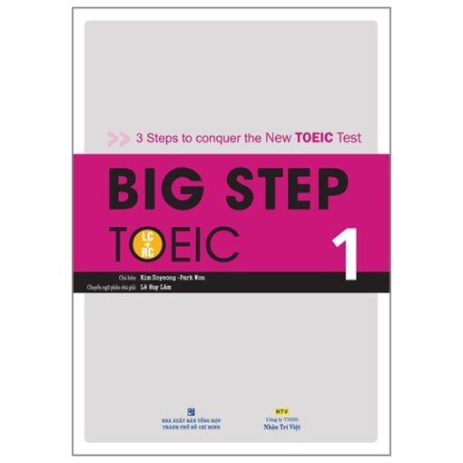 big step toeic 1