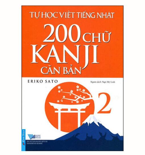 tập viết kanji tập 2