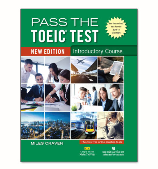 Pass the TOEIC test introductory course