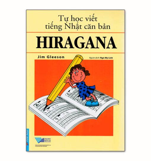 Tập viết tiếng nhật căn bản hiragana