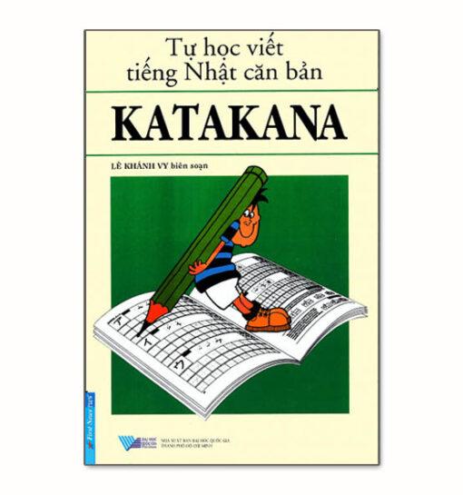 tập viết bảng chữ cái katakana
